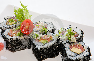 Japanese fusion food stock photography image 31198412 for Akane japanese fusion cuisine