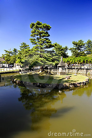 Free Japanese Garden Stock Photography - 18120202