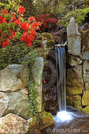 Japanese Garden 2 Stock Photography - Image: 2480472