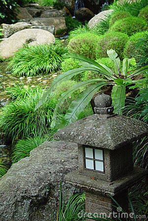 Free Japanese Garden Stock Photography - 238532