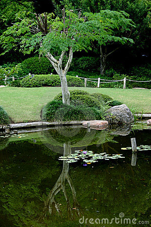 Free Japanese Garden 3 Stock Images - 92624
