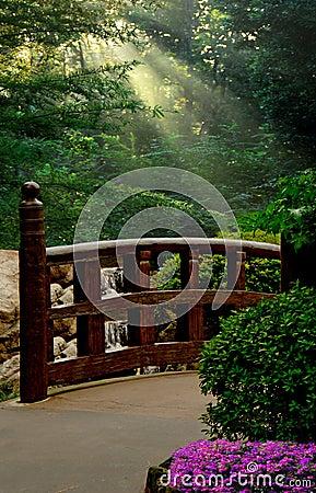Free Japanese Garden Stock Photography - 3312062