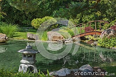 Japanese Garden Stock Photos Image 32241203