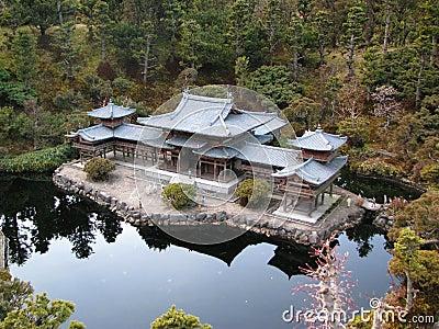 Casa uzumaki for Traditionelles haus japan