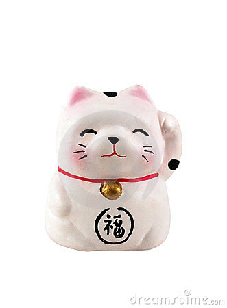 Japanese Maneki Cat
