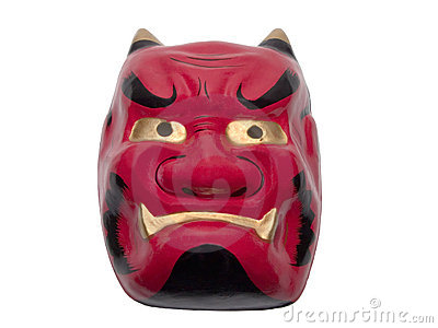 Japanese mask-clipping path