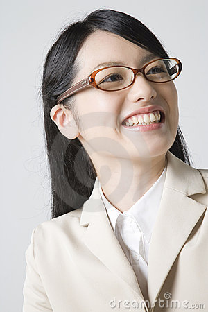 Japanese office lady