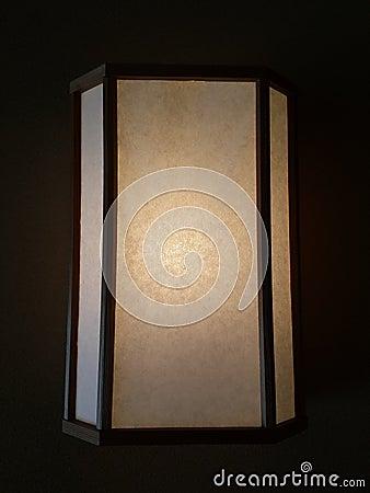 Free Japanese Paper Lantern Royalty Free Stock Photography - 57723167