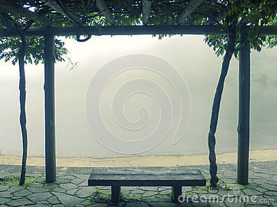 Japanese park relax