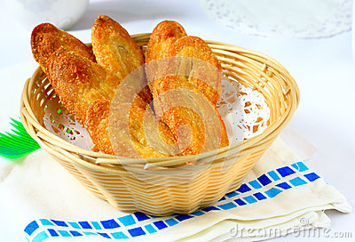 Japanese puff pastry