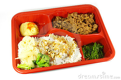 Japanese Quick Meal Set