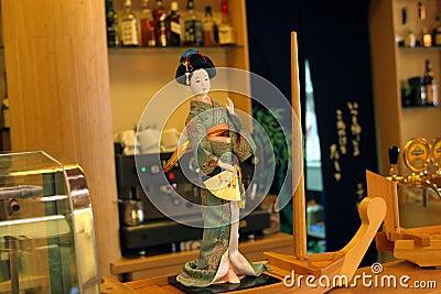 Japanese restaurant, Kabuki