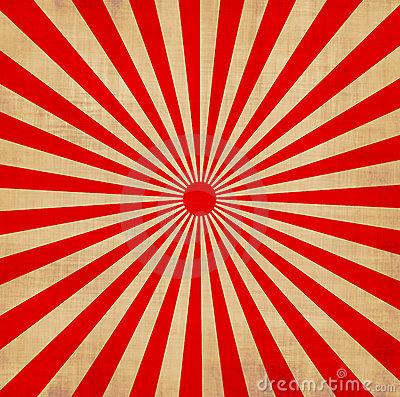 Free Japanese Rising Sun Sunbeams Royalty Free Stock Photography - 3074527