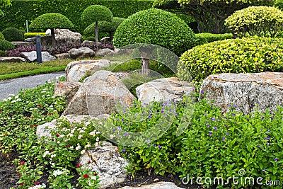 Japanese s garden