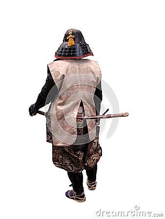 Japanese samurai-Masamune date