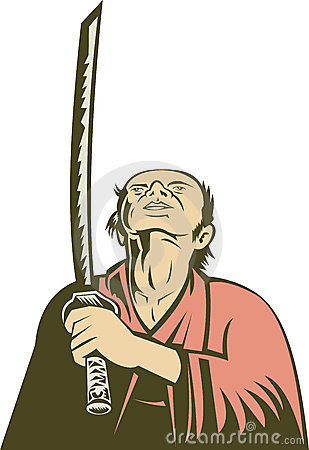 japanese samurai sword katana