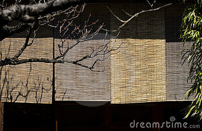 Japanese shutters