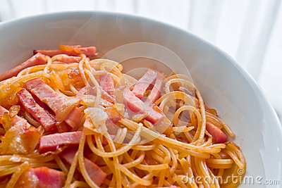 Japanese Spaghetti
