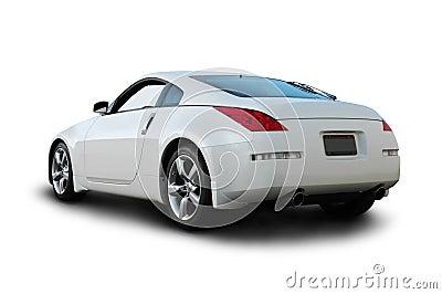 Japanese Sports Car