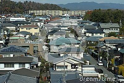 Japanese Suburbia