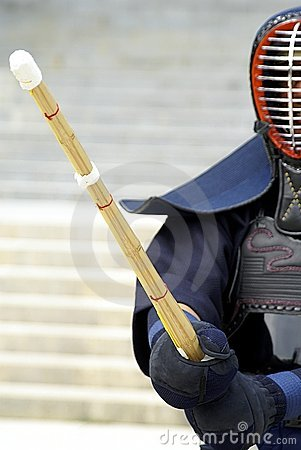 Free Japanese Sword Training Stock Photos - 4714053