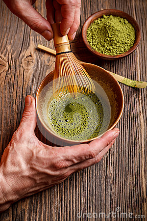 Free Japanese Tea Ceremony Royalty Free Stock Image - 37272376