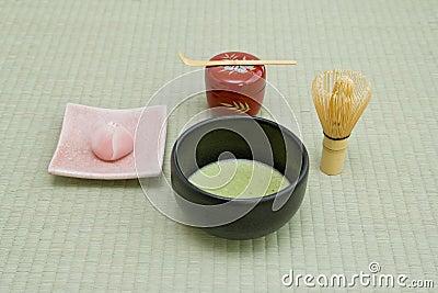 Japanese tea culture
