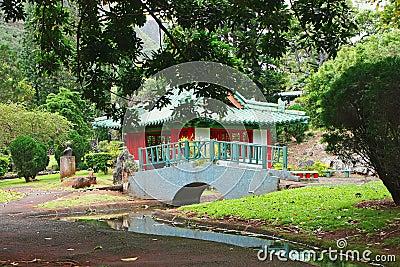 Japanese Temple Hawaii