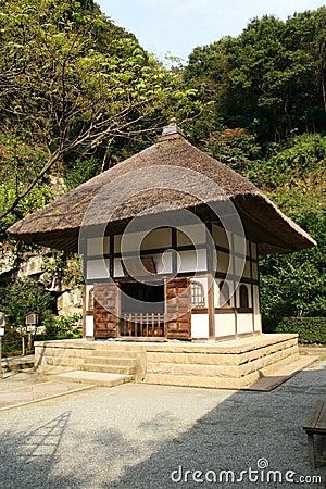 Japanese temple - Kamakura
