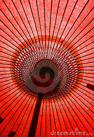 Free Japanese Umbrella Royalty Free Stock Images - 172479