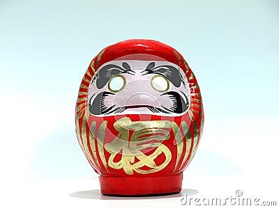 Japanese Wish Doll (Daruma)