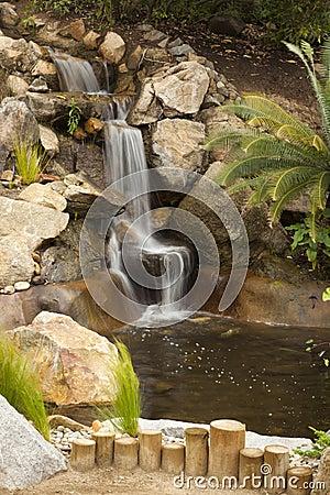Japanese Zen Garden Stream
