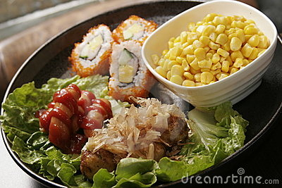 Japaness food