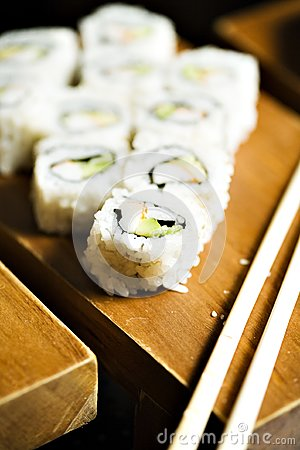 Japanesse inspired food