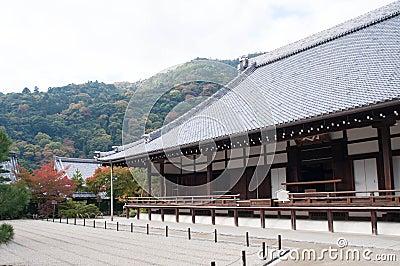 japanische huser innerhalb tenryu jitempels stockfoto bild 57969680 - Japanische Huser