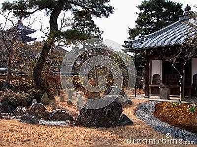 Japanisches Yard