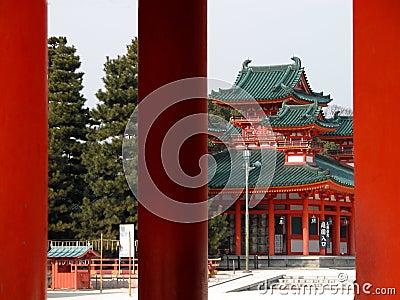 Japanskt tempel