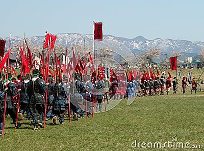 Japończycy armii.