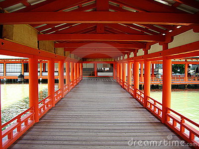 Japońska świątyni