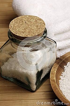 Jar of Bath Salts