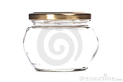 Jar is empty.