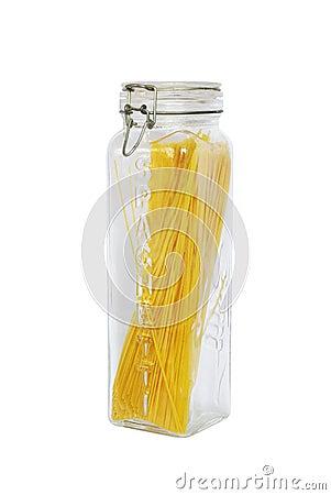 Jar med pasta