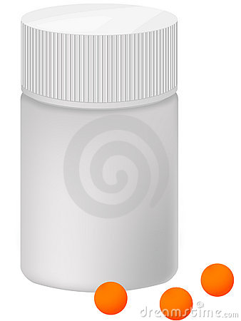 Jar for a medicine