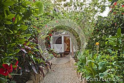 Jardín ecológico