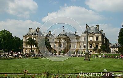 Jardain du Luxemburg