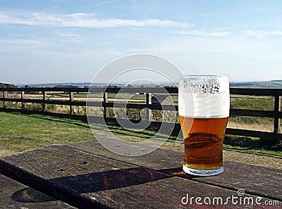 Jardin de bière