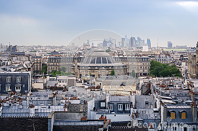 Jardin nelson mandela covered market with paris skyline for Jardin nelson mandela