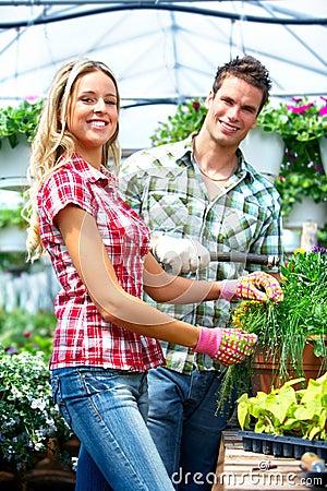 Jardinage.
