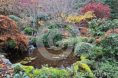 Jardines japoneses fotograf a de archivo imagen 7388052 - Fotos jardines japoneses ...