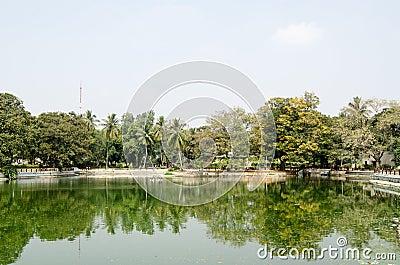 Jardins públicos, Hyderabad